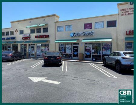 Devonshire Balboa Plaza - Northridge