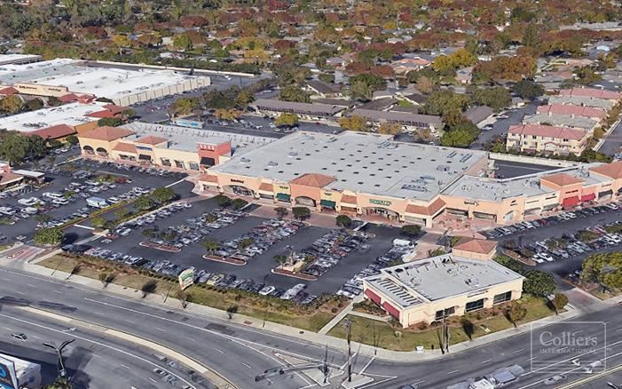 WEST VALLEY SHOPPING CENTER