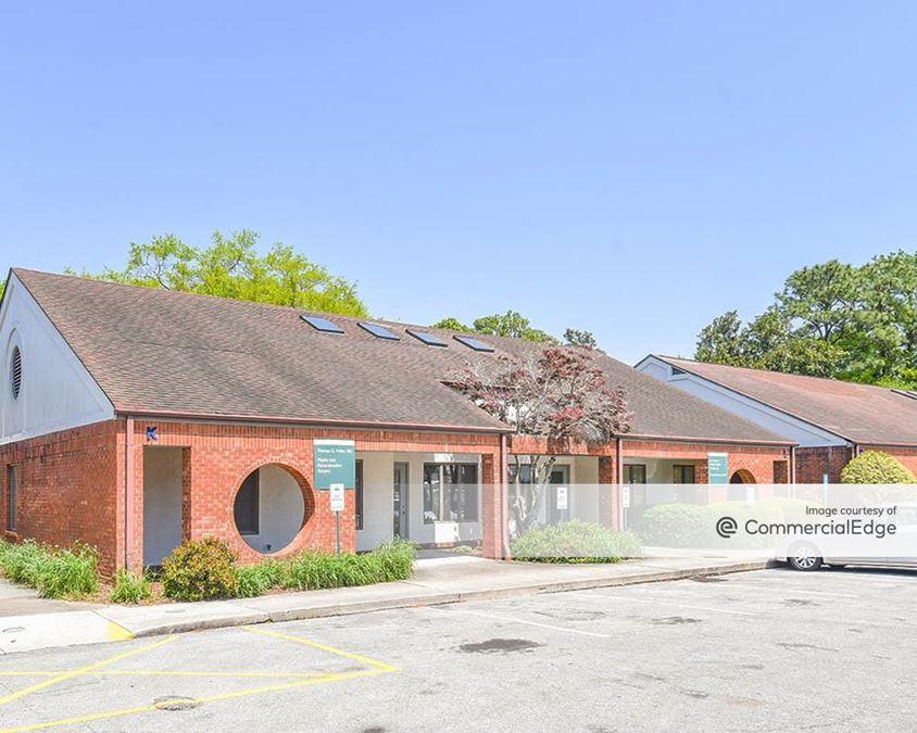 New Hanover Regional Medical Center Orthopedic Hospital - Doctors Park