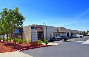 Convoy Ronson Industrial Park - San Diego