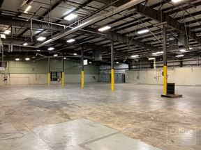 INDUSTRIAL/WAREHOUSE FOR LEASE