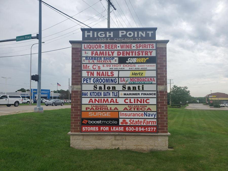 High Point Plaza