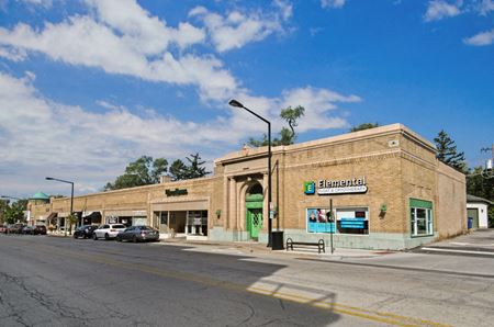 Multi-Tenant Retail Building Across From Trader Joe's in Downtown Park Ridge  (Chicago MSA) - Value Add Opportunity - Park Ridge
