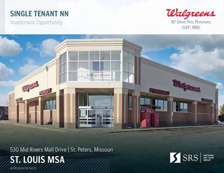 St. Peters, MO - Walgreens - Saint Peters
