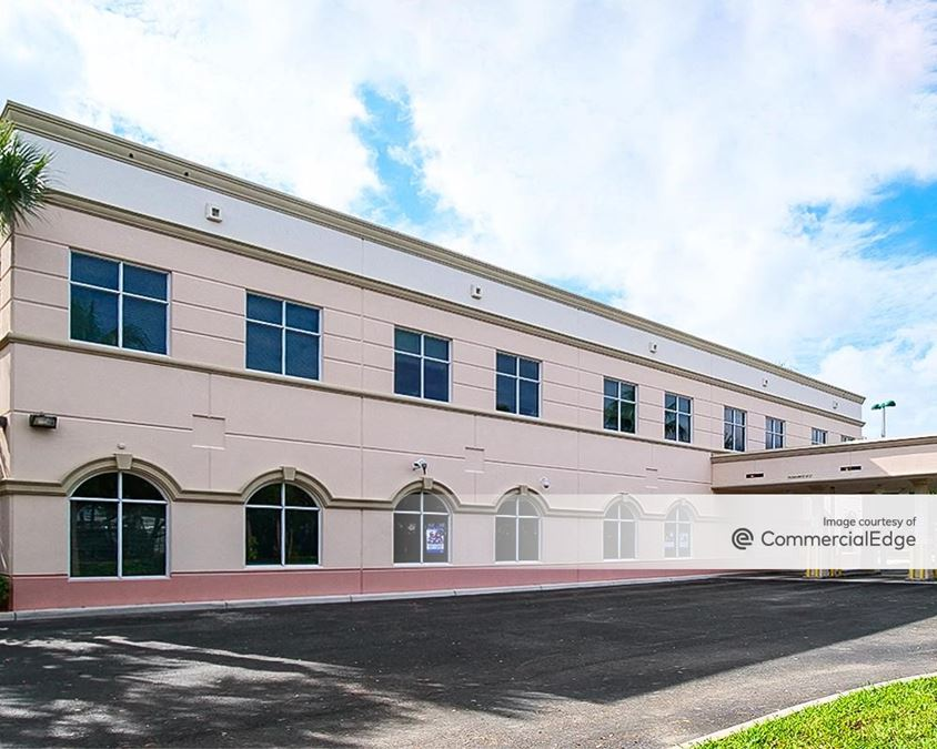 Gardens Business Center - 2801 PGA Blvd
