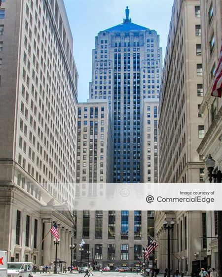 Chicago Board of Trade - North Building - Chicago