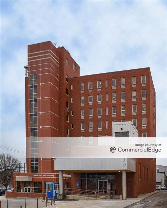 UPMC Mercy South Side Outpatient Center - Roesch-Taylor Medical Building