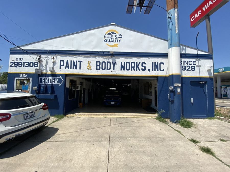 Quality Paint and Body Works