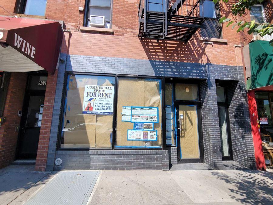 909 Manhattan Avenue