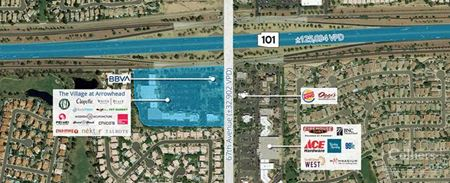 Retail Space for Lease in Lifestyle Center in Glendale AZ - Glendale
