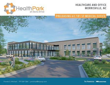 HealthPark at Davis Drive - Morrisville
