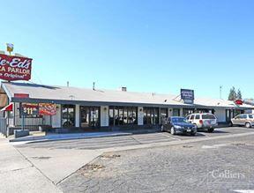 Blackstone Village Shopping Center