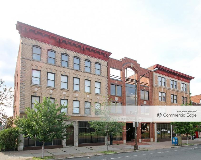 Hispanic Health Council Building