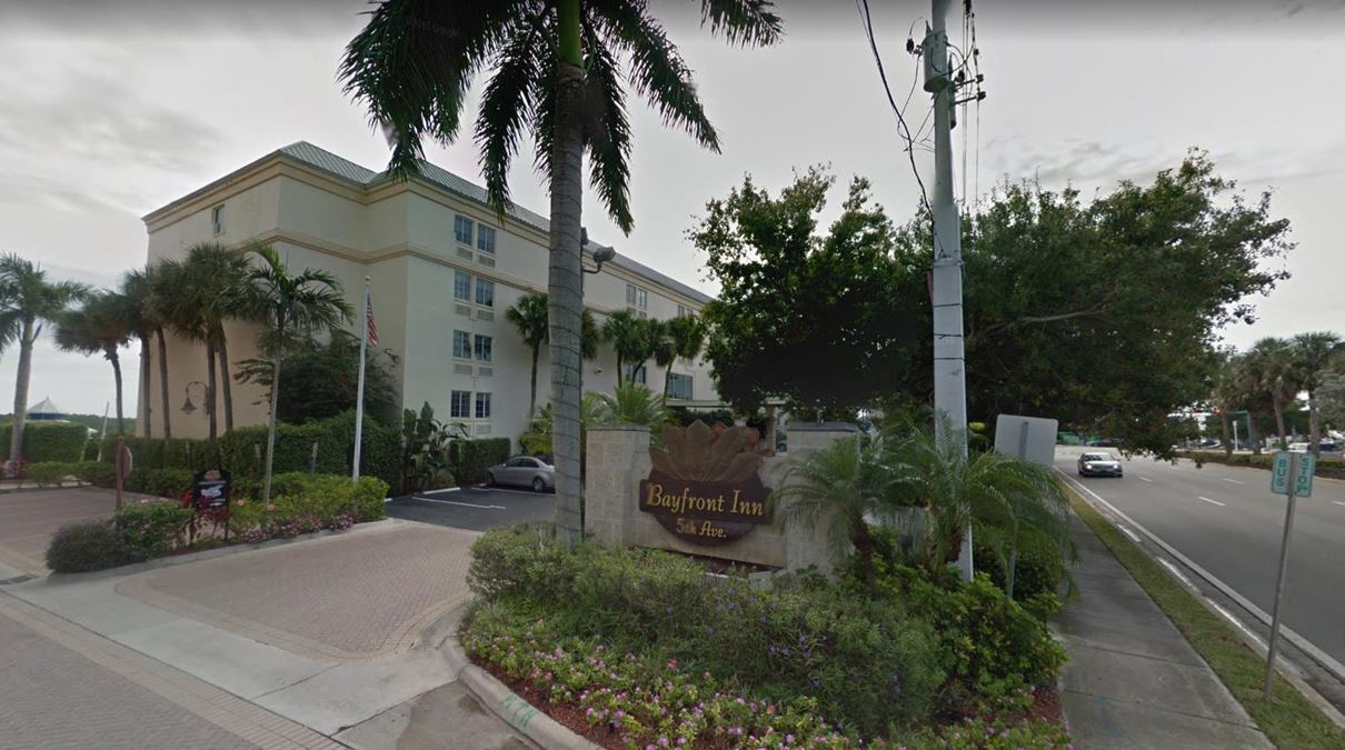 Bayfront Hotel - 1221 5th Ave. S Naples
