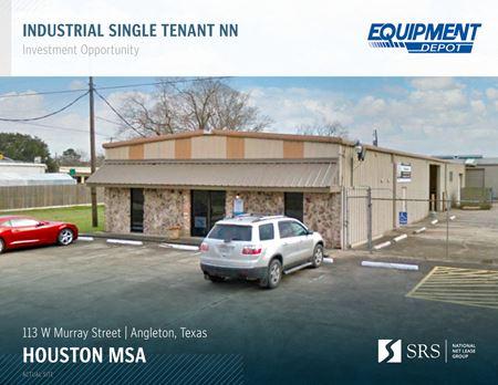 Angleton, TX - Equipment Depot - Angleton