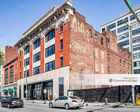 1209-1215 Vine Street - Philadelphia
