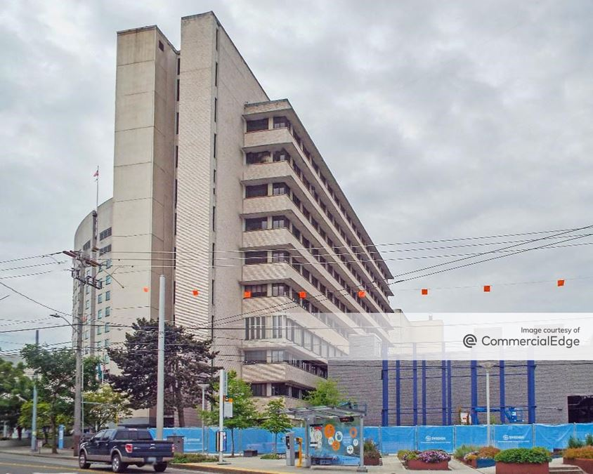 Swedish Medical Center - Health & Boylston Buildings