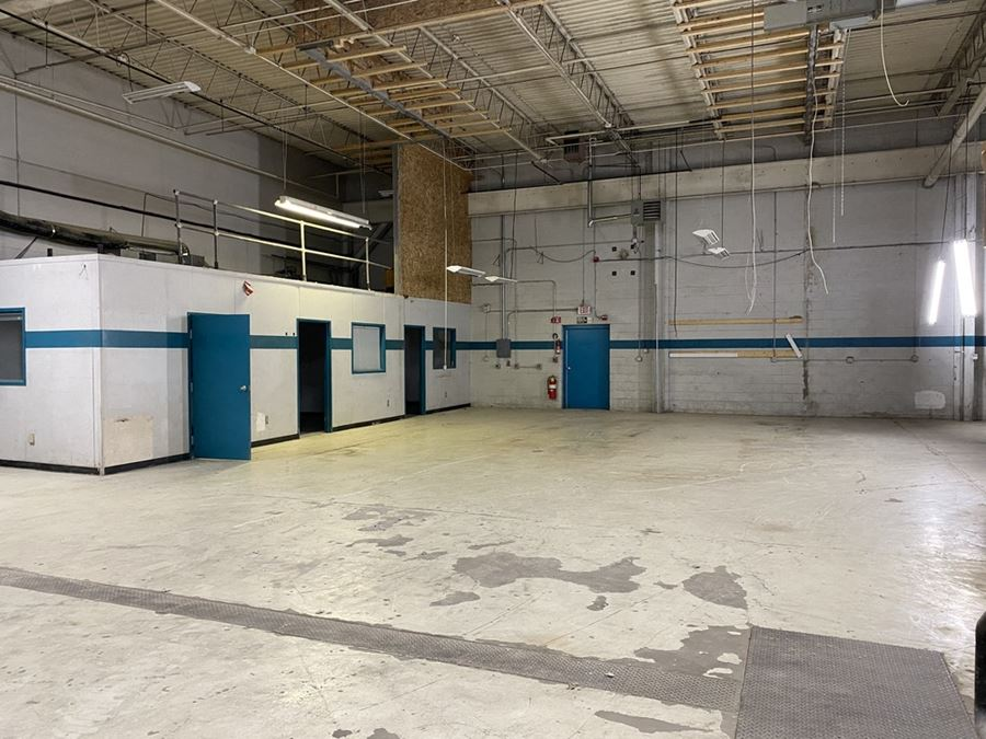 Industrial for Lease in Ann Arbor