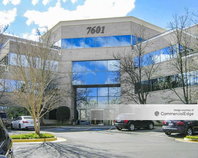 Lewinsville Office Building