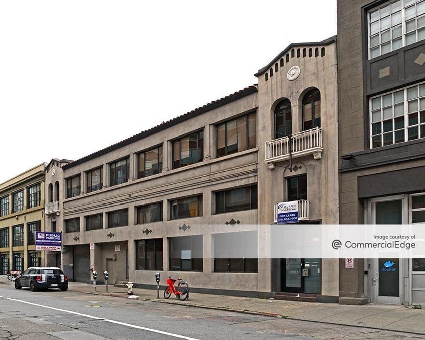 148 Townsend Street