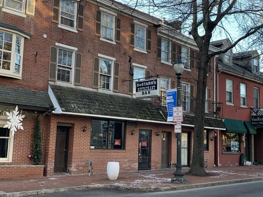 Restaurant Space Available in West Chester