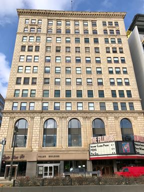 Office Space Available in Downtown Detroit