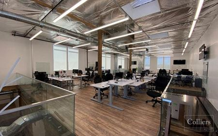 OFFICE SPACE FOR LEASE - Redwood City