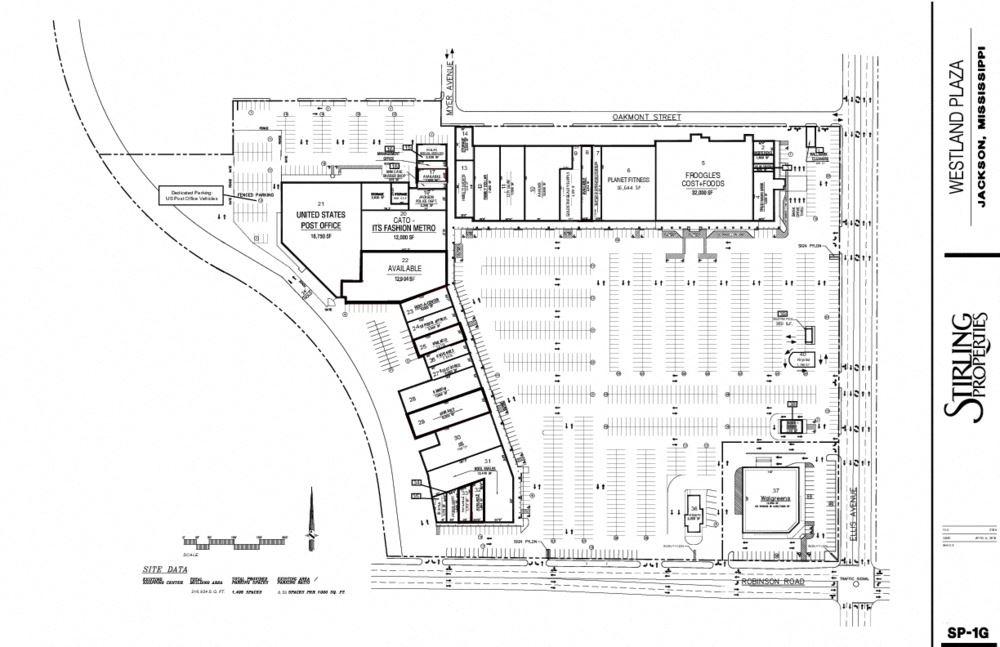 Westland Plaza Shopping Center