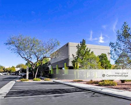 Hughes Airport Center - 815, 823, 831 & 839 Pilot Road - Las Vegas