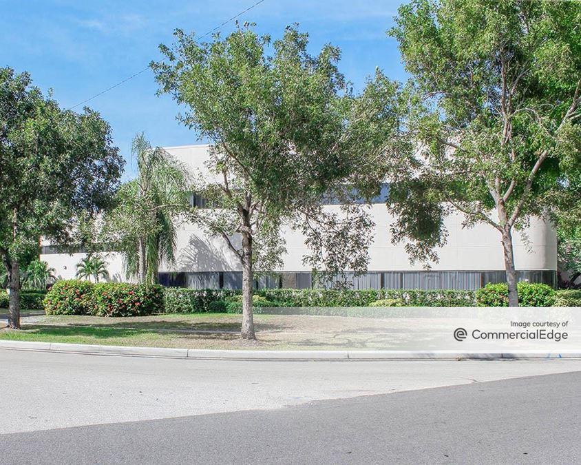 Corporate IX Building