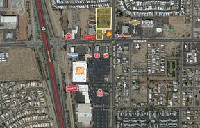 NEC Peoria Ave & 91st Ave - Peoria
