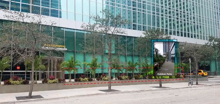 Brickell Retail/Restaurant Spaces Available