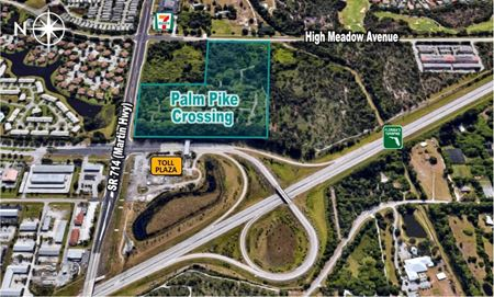 Retail Building For Lease - Palm City