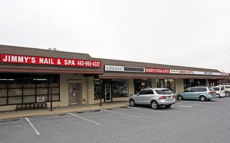 Shipley-Linthicum Shopping Center - Linthicum Heights