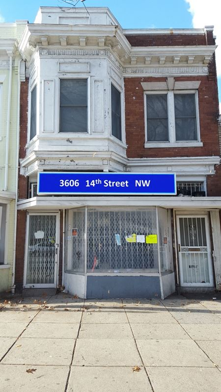 Columbia Heights Retail/Office with Bonus Space - Washington