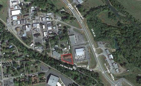 218 Hwy 65B Clinton, AR Commercial Building for sale - Clinton