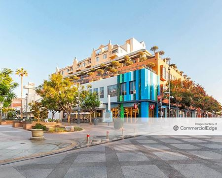 Janss Court - Santa Monica
