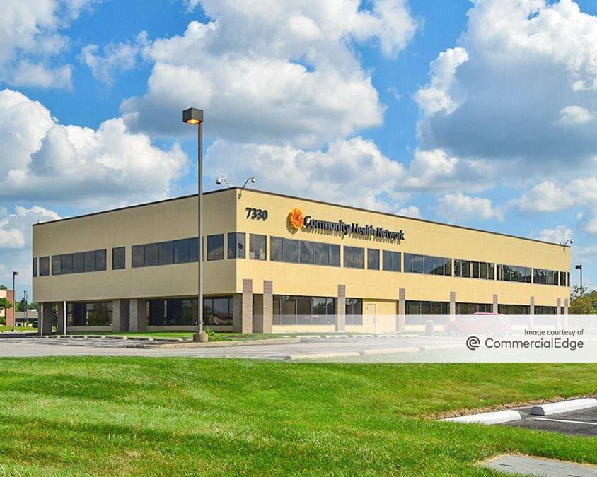 Shadeland Station Office Park - 7240 & 7330 Shadeland Station Way