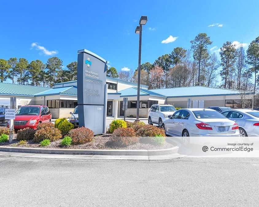 New Hanover Medical Group - Myrtle Grove Office