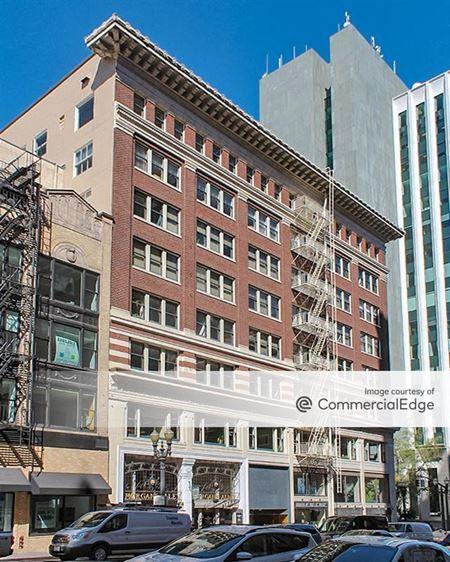 Morgan Building - Portland