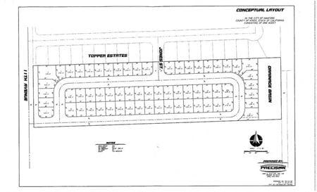 Multi-Family Land near Highway 198/11th Avenue - Hanford