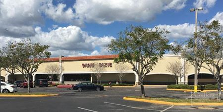 Grocery Anchored Center For Lease | North Port Village Shops - Palmetto