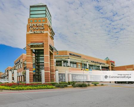Irving Towne Center - Irving