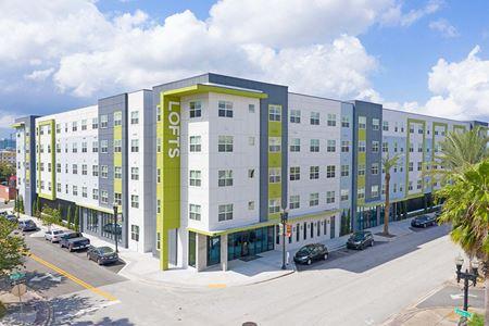 The Lofts at Monroe Retail - Jacksonville