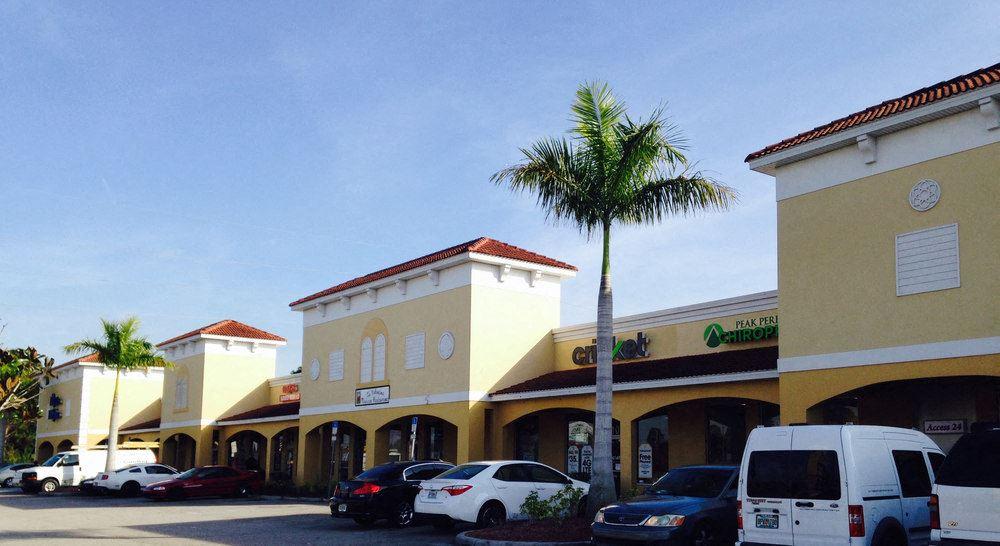 Prime Lee Blvd West Retail - 100% LEASED