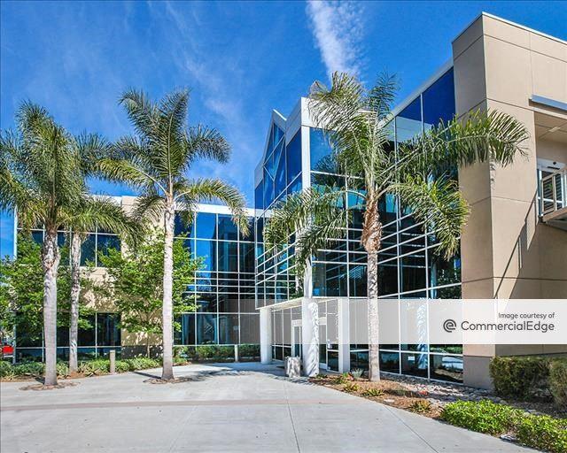 Qualcomm Pacific Center Campus - W Building