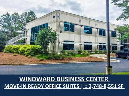 Windward Business Center | ± 2,748-8,551 SF - Alpharetta