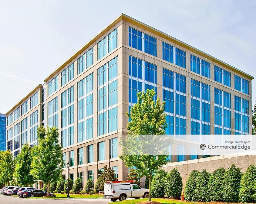 Ballantyne Corporate Park - Irby Building