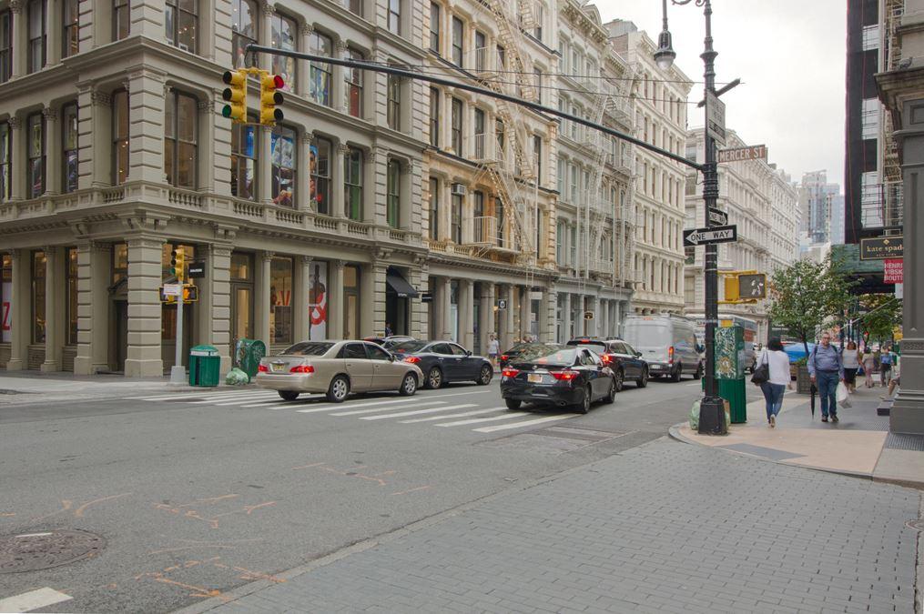 69 Mercer Street