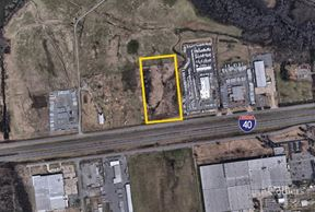 For Lease: Central Commerce Center - North Little Rock